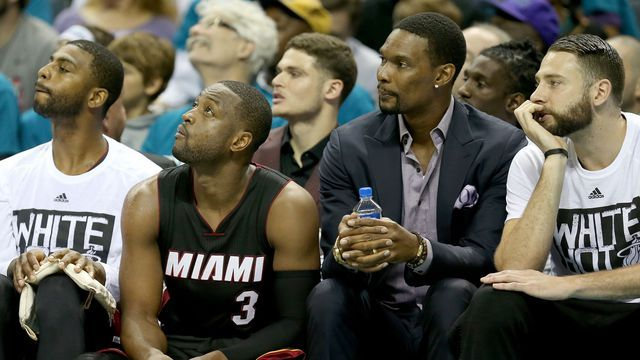 NBA: Bosh ne rejouera pas avec Miami cette saison