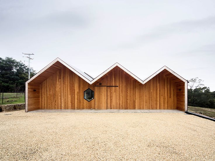 Lookout House, Port Arthur - Tasmania by Room 11 studio  Photo: Ben Hosking