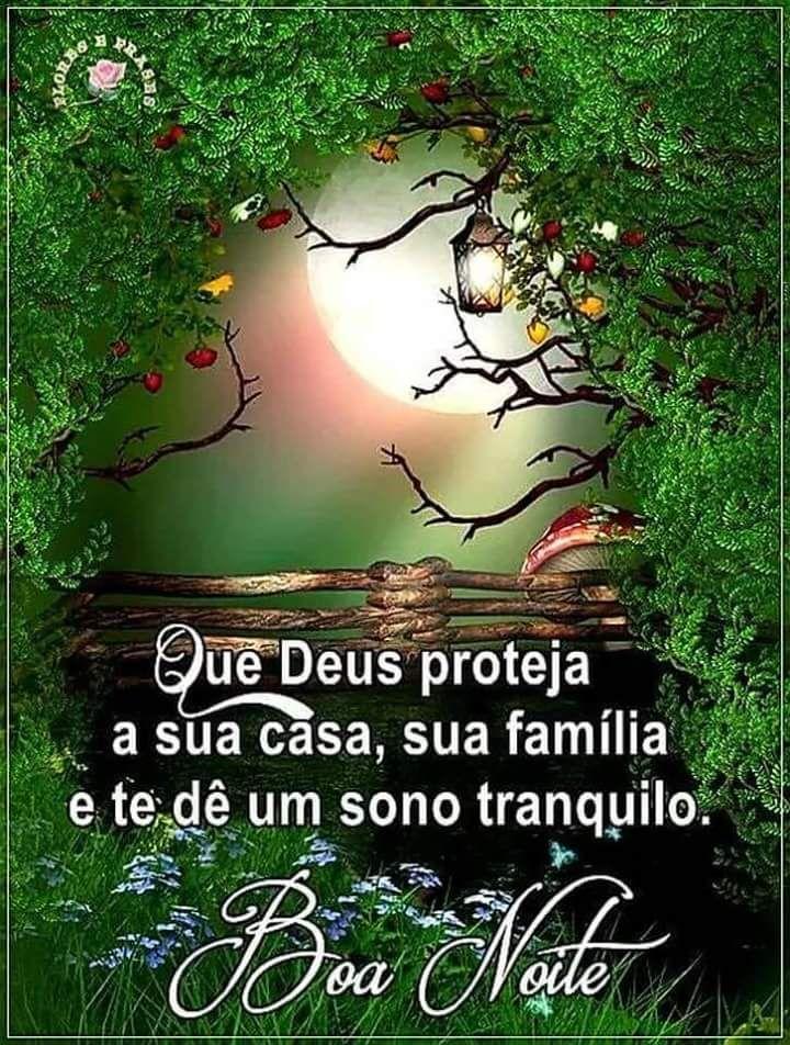 Boa Noite Frase Que Deus Proteja A Sua Casa Sua Familia E Te De