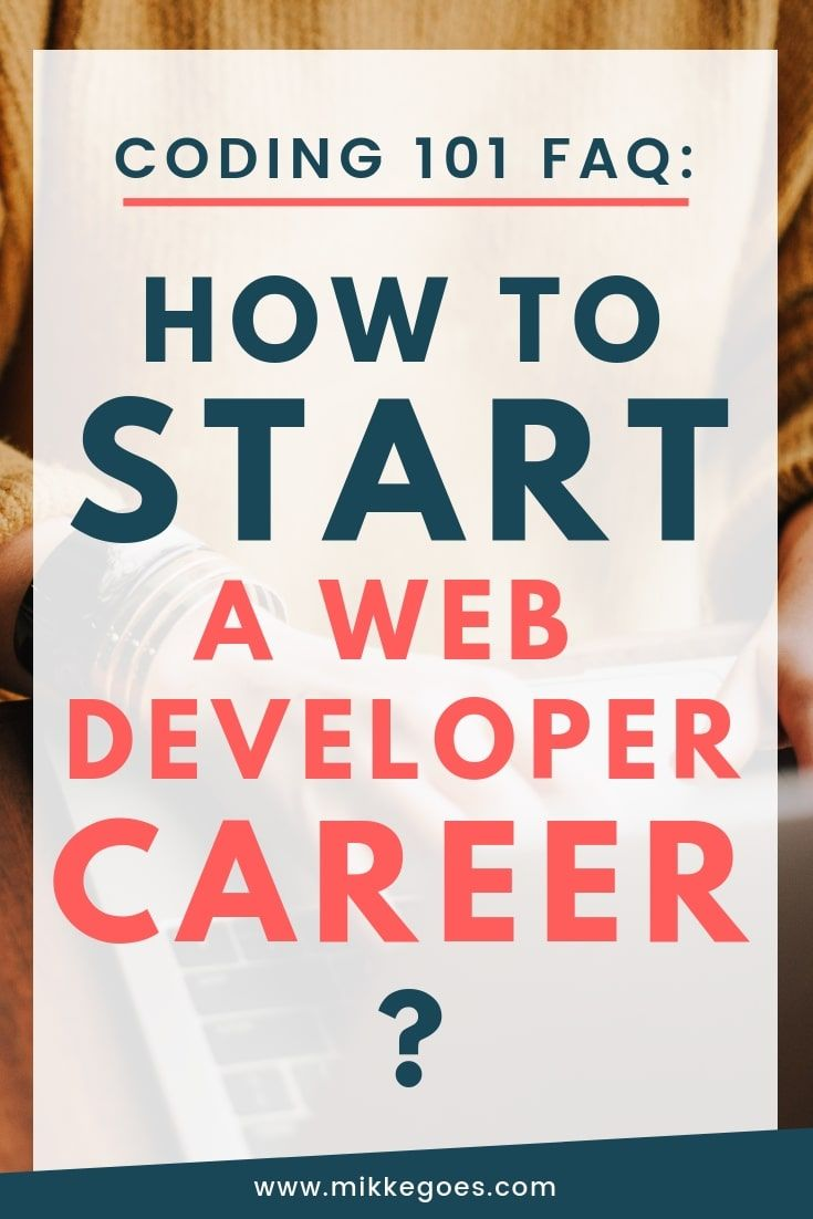 How To Become A Web Developer In 2020 Skills Careers And Salary Learn Web Development Web Design Tips Web Design Quotes