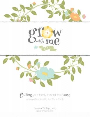 Grow With Me Lent Cover