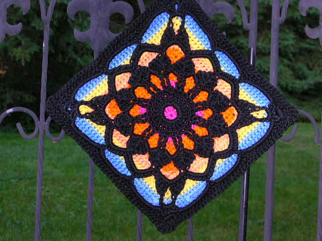 Event Horizon ~ free pattern