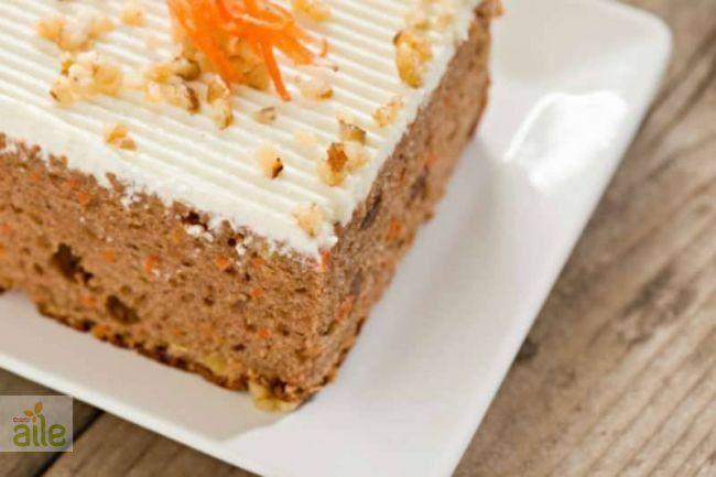 Cevizli ve havuçlu kek tarifi... Pek çok pastahanede karşılaştığımız bu keki mutfaklarınız da da yapmak bu tarifle artık mümkün. http://www.hurriyetaile.com/yemek-tarifleri/kek-tarifleri/cevizli-ve-havuclu-kek-tarifi_1265.html