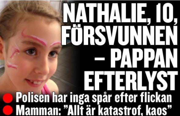 Expressen skriver om Nathalie | Ann-Mari's Blogg