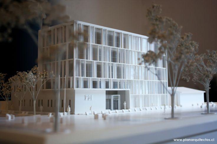 Edificio PDI / Linares CHILE / PLAN Arquitectos / www.planarquitectos.cl