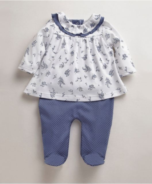 Girls Welcome To The World Supima Cotton All In One. Nursery FurnitureTo ...