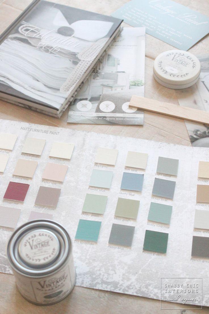 Vintage Paint una magica pittura - Shabby Chic Interiors & Mobili per Passione ♥