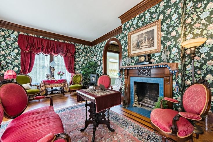 Maplecroft Mansion – Former Home of Lizzie Borden! | CIRCA Old Houses | Old Houses For Sale and Historic Real Estate Listings