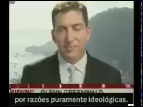 Glenn Greenwald analisa a crise política brasileira