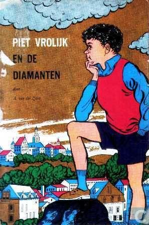 A. van der Zwet - Piet Vrolijk en de diamanten