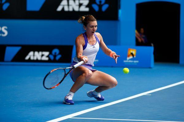Simona Halep s-a calificat în sferturile de finală de la Dubai