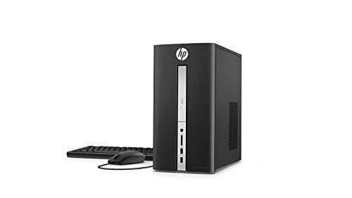 cool HP Pavilion 510 High Performance Premium Desktop Computer, AMD Quad Core A8-7410 Up to P.5GHz, 8GB RAM, 1TB HDD, HDMI, DVDRW, USB A.zero, 802.11ac WiFi, Bluetooth, Windows 10 (Certified Refurbishd)
