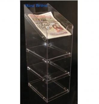 tabloid stand