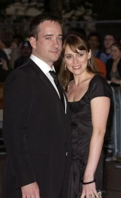 Maggie Macfadyen Keeley Hawes's Daughter | Matthew Macfadyen Wife