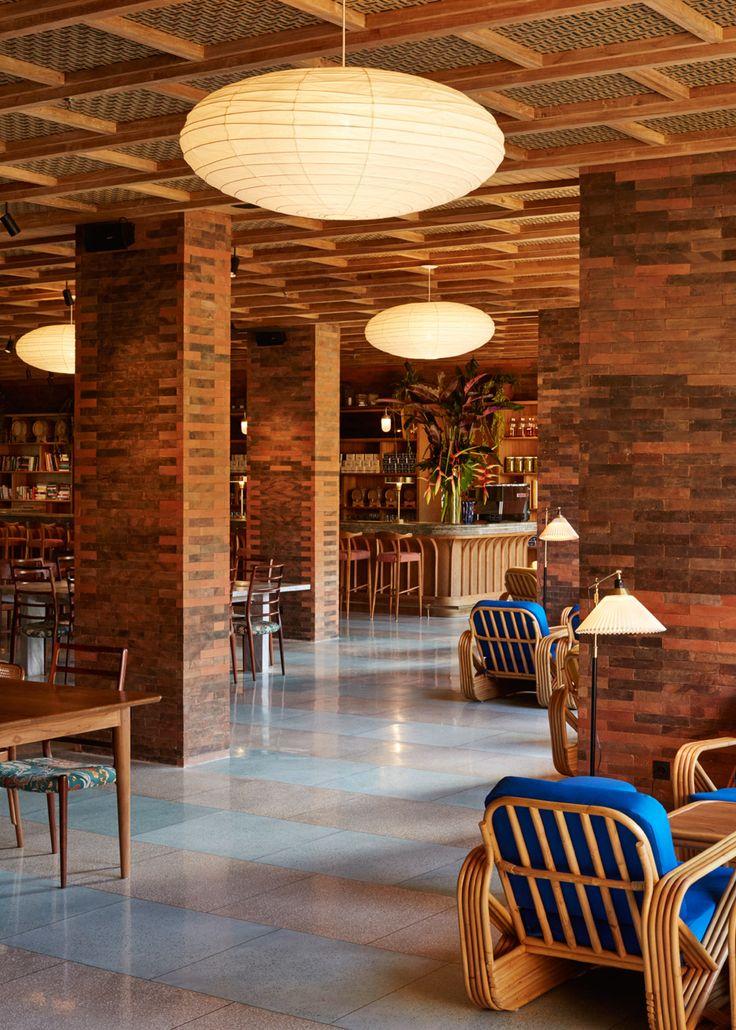 Katamama hotel showcases Bali's crafts, materials and textiles. Hotel  InteriorsDesign ...