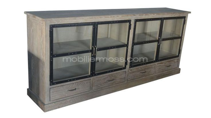 Top 17 idei despre bahut industriel pe pinterest renovation meuble meuble - Mobilier industriel nantes ...