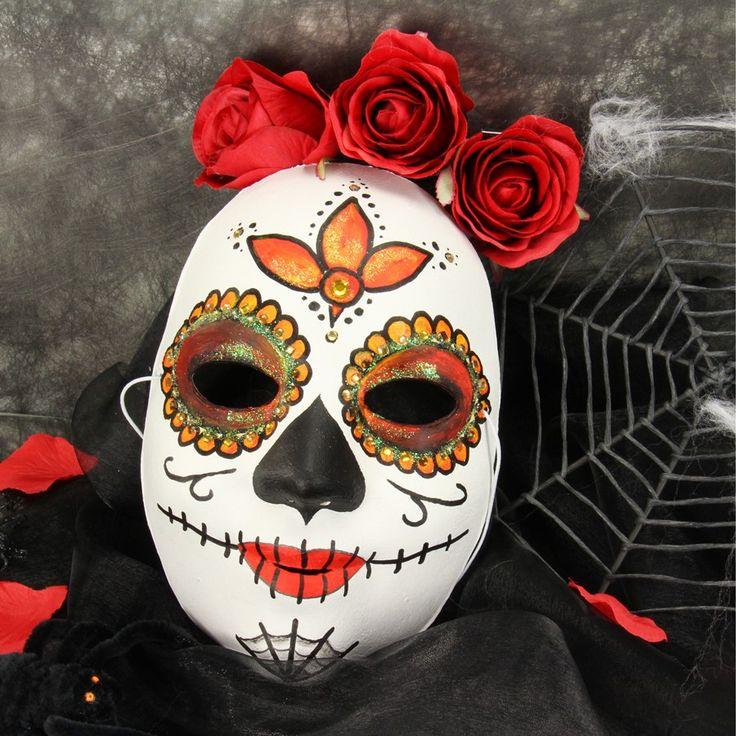 #fasching #maske #diy #trendmarkt24 #basteln #faschingsmasken
