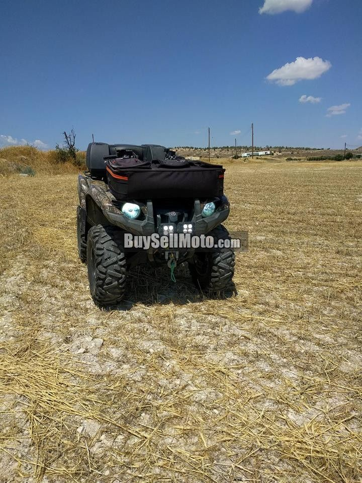 YAMAHA - GRIZZLY 700, ATV, 601-1000cc, 2009, USED [#19951EN], FOR SALE YAMAHA GRIZZLY 700 WITH MANY EXTRA.FOR MORE INFO CALL.