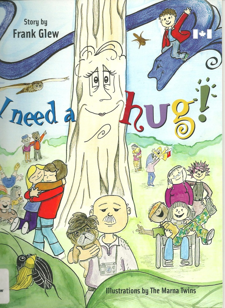 I need a hug by Frank Glew