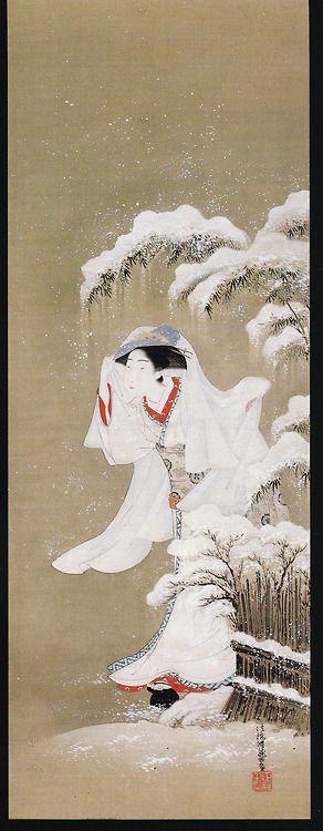 Японское искусство: