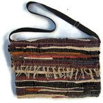 Nomad Crossbody Bag in Brown Tones