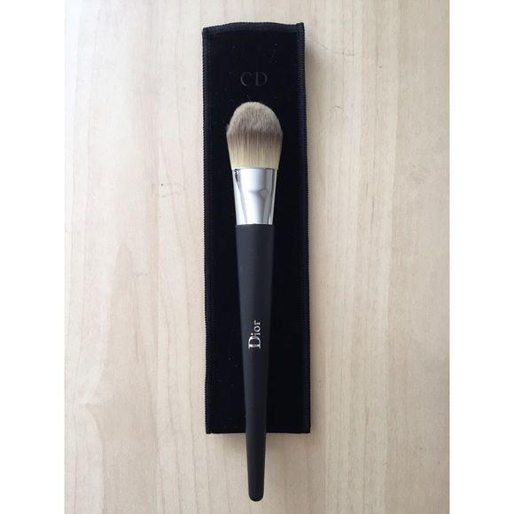I just added this to my closet on Poshmark: New* Dior foundation brushNWT.  Size: OS