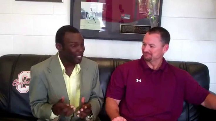 "College of Charleston head baseball coach Monte Lee tells me why he decided to stay at the College of Charleston, right now on ""Quintin's Close-Ups"". (CLICK ON THE PHOTO TO WATCH THE INTERVIEW)"