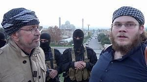 RTL journalist Todenhöfer encounters the radical Islamists Christian Emde The journalist Jürgen Todenhöfer met the German IS fighter Christian Emde for an RTL interview in Syria. The conversation i…