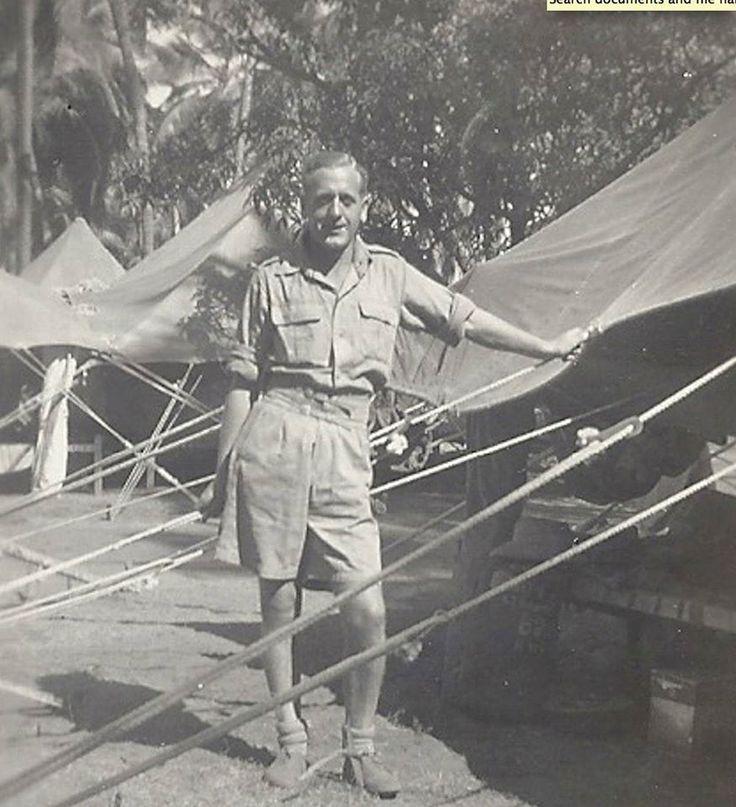 Fusilier Walter Davies of Mold. KIA 1st March 1945.