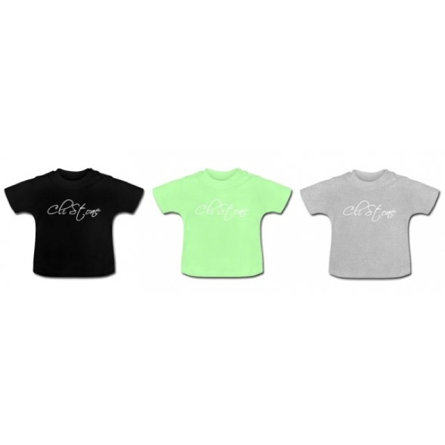Cli Stone Clothing, T-Shirt for Babies, www.clistone.com/clothing