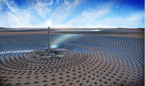 SolarReserve receives environmental approval for 390 megawatt solar thermal facility with storage in Chile July 19, 2017 Source: Business Wire