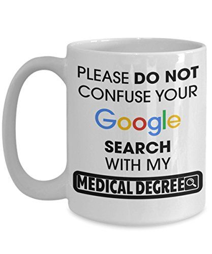 Doctor Mug - 15oz Doctor Coffee Mug - Doctor Office Gifts - Gifts Ideas For A