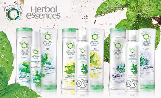 My review of #HerbalEssences Naked Dry Shampoo #GotItFree