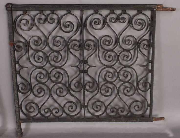 Best 25+ Wrought Iron Fence Panels Ideas On Pinterest