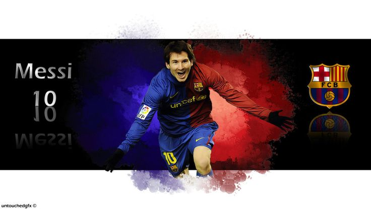 Lionel Messi 2009 Wallpaper by UntouchedDesigns on DeviantArt