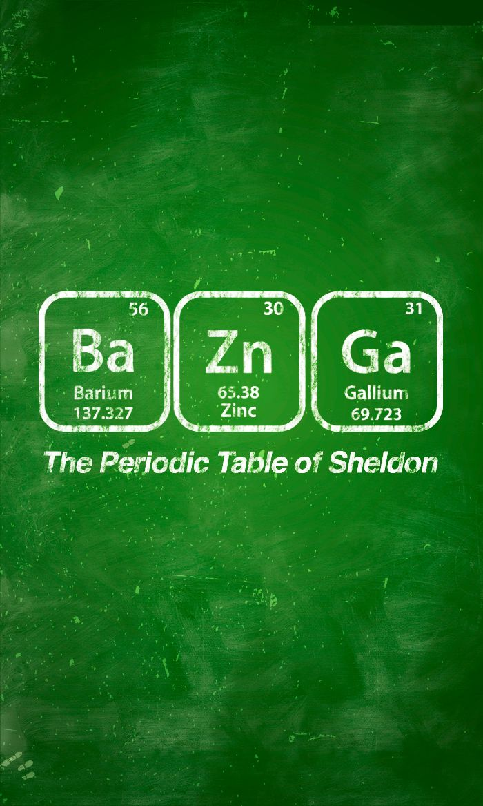 Best 25 periodic table poster ideas on pinterest table of 13 periodic table of sheldon big bang theory poster gamestrikefo Choice Image