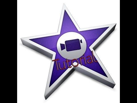 iMovie Tutorial: Perusteet - YouTube