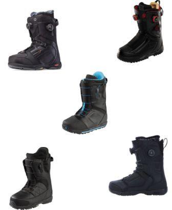 Best Freeride Snowboard Boots (Mens): My top 5