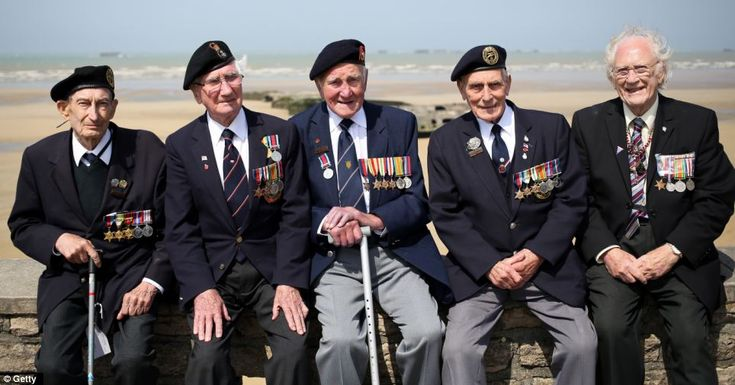 d day normandy events