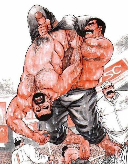 from Jesus gay manga drawing