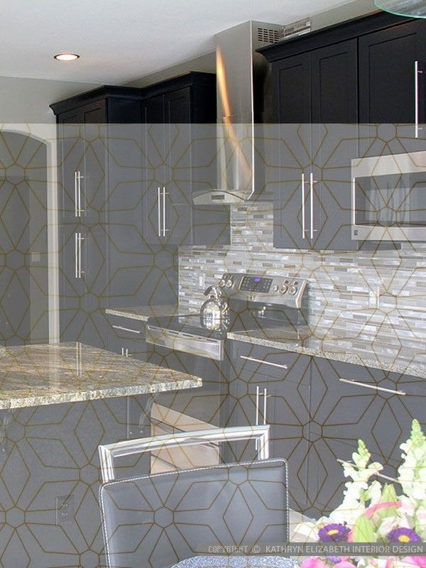 Stupefying Ideas Field Stone Backsplash copper backsplash with
