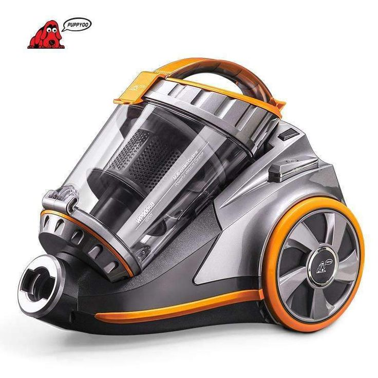 Home Canister Vacuum Cleaner Large Suction Capacity Powerful:BiBset.com