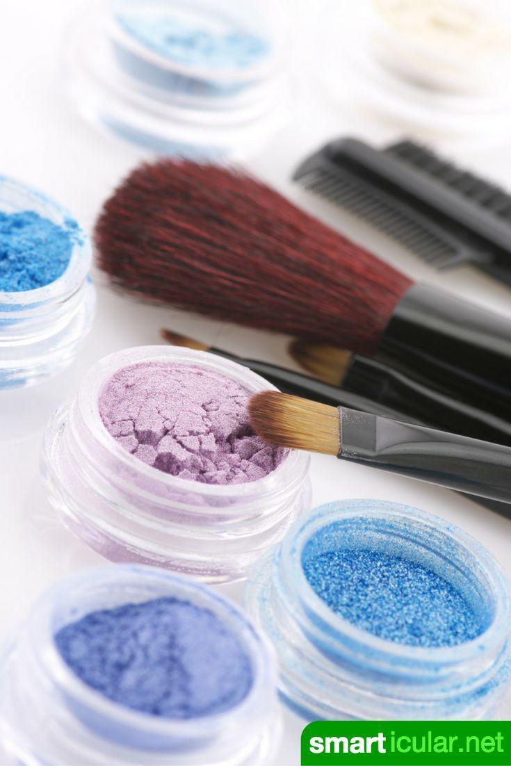 Schminke dich einfach selbst – so funktioniert es – DIY Kosmetik