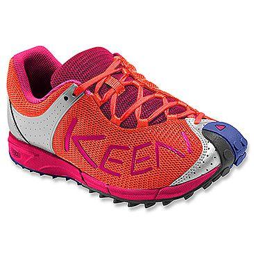 KEEN A86 TR Cabaret/Nasturtium. Great, lightweight walking/hiking shoe.