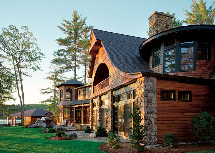 Excuse me while I go try to win the lottery to be able to afford this gorgeous place.