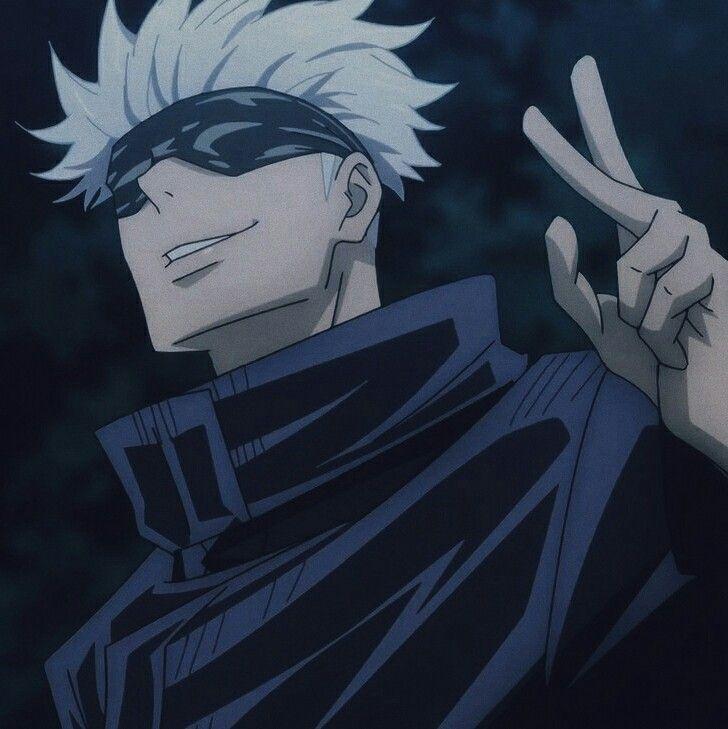 Gojo Satoru Anime Anime Romance Anime Icons