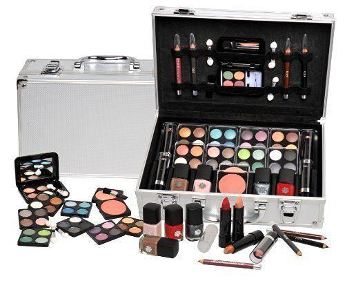 BriConti Schminkkoffer 'Everybody's Darling', Koffer im Alu-Design mit 51 teiligem Schmink- / Make-Up Set, http://www.amazon.de/dp/B007L0FUCK/ref=cm_sw_r_pi_awdl_x_e0DXxbZH1BYRP