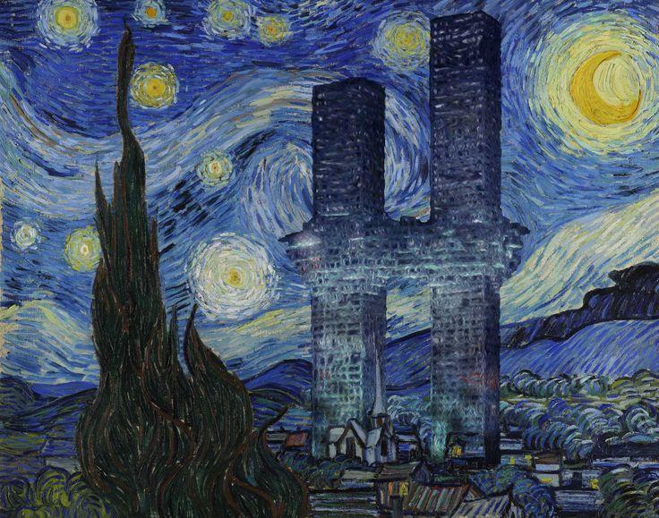 Van Gogh VS Mvrdv - Dutch poetry zetaeerrebii arch.daniele_zerbi@yahoo.it