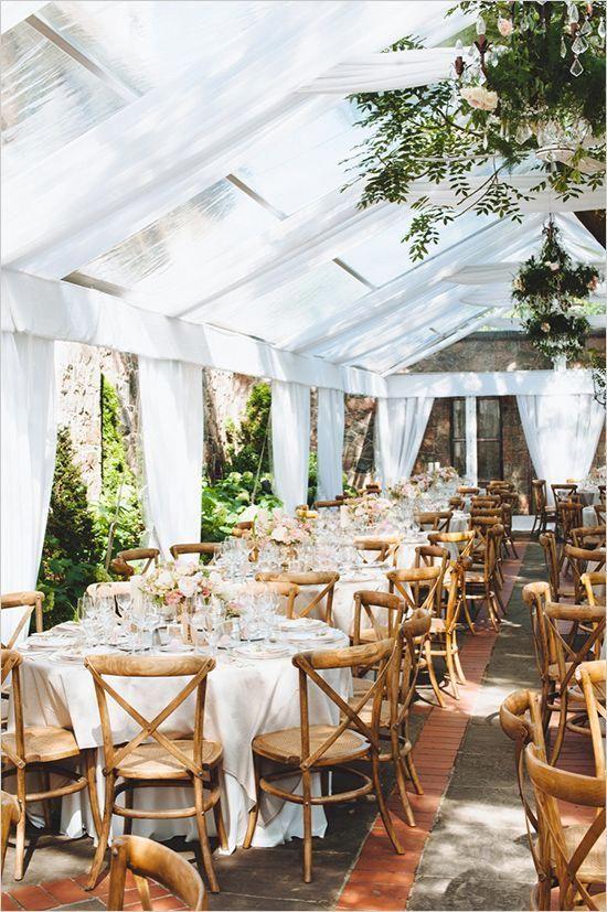 Outdoor Tented Wedding Reception Wonderful Wedding Folder In 2018