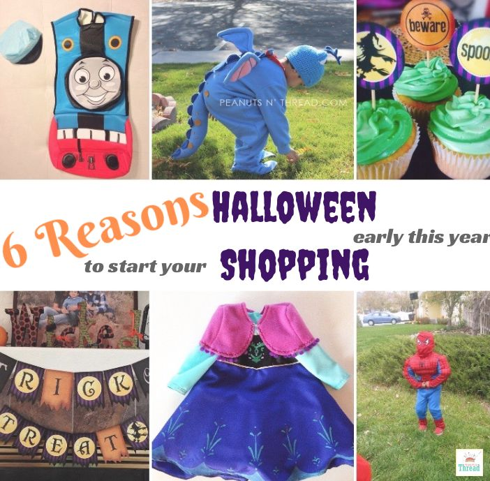 6 reason, ways, and tips to find the right halloween costume for your kids. Whether you shop retail, handmade, or diy do it yourself. Take a look at your choices!